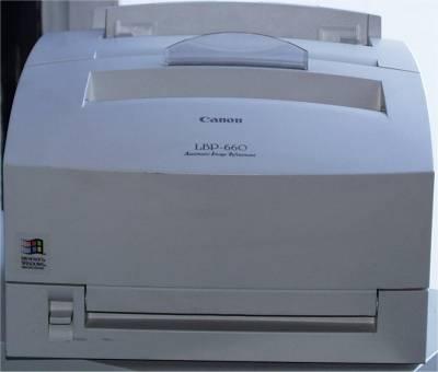 driver canon lbp-660 pour xp gratuit